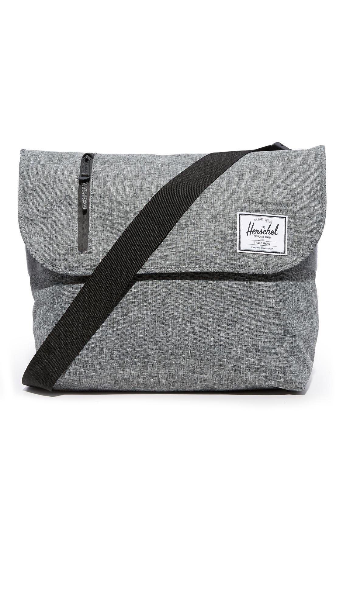 8c85e7daee5f Lyst - Herschel Supply Co. Odell Messenger Bag for Men