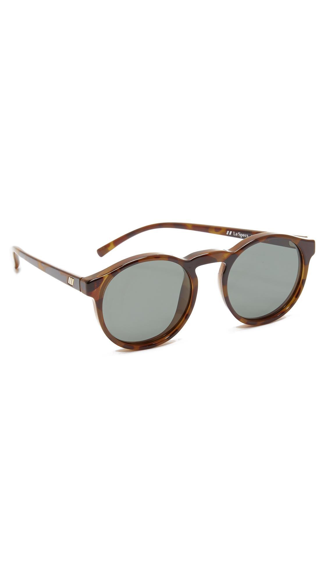 37bab0728c Le Specs Cubanos Sunglasses for Men - Lyst