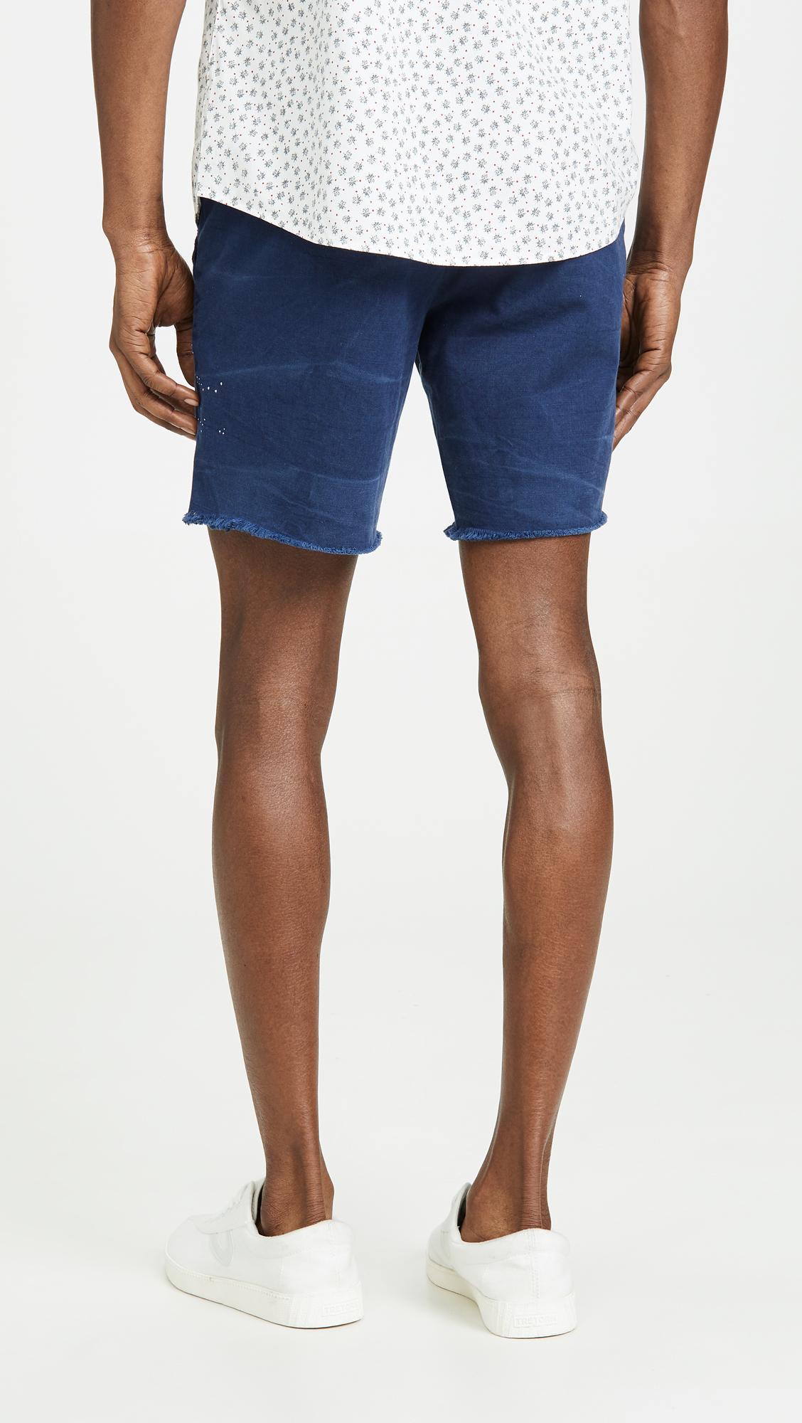 a15fc9ce2 Polo Ralph Lauren - Blue Montauk Chino Shorts for Men - Lyst. View  fullscreen