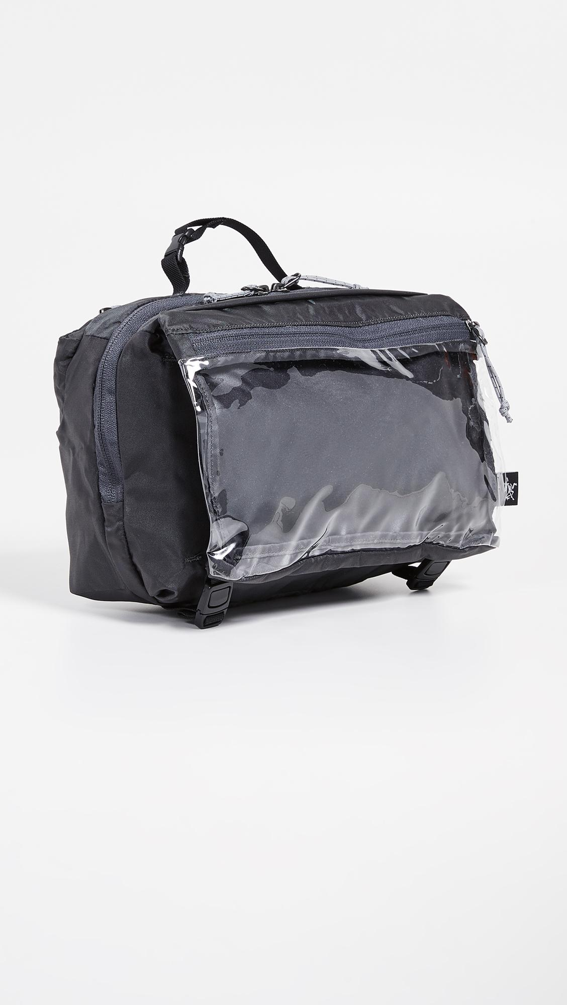 f5dde25c156 Arc'teryx - Black Index Large Toiletries Bag for Men - Lyst. View fullscreen