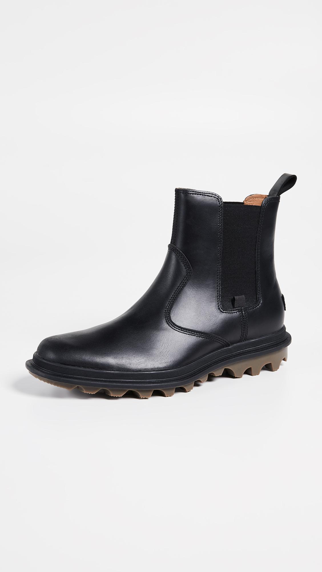 Sorel Ace Waterproof Leather Chelsea