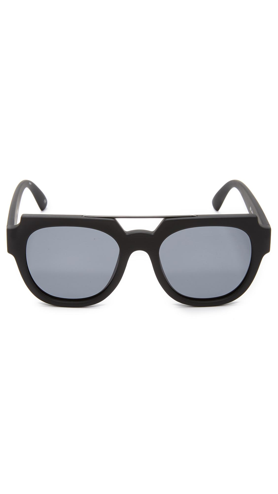 Le Specs La Habana Sunglasses in Black for Men