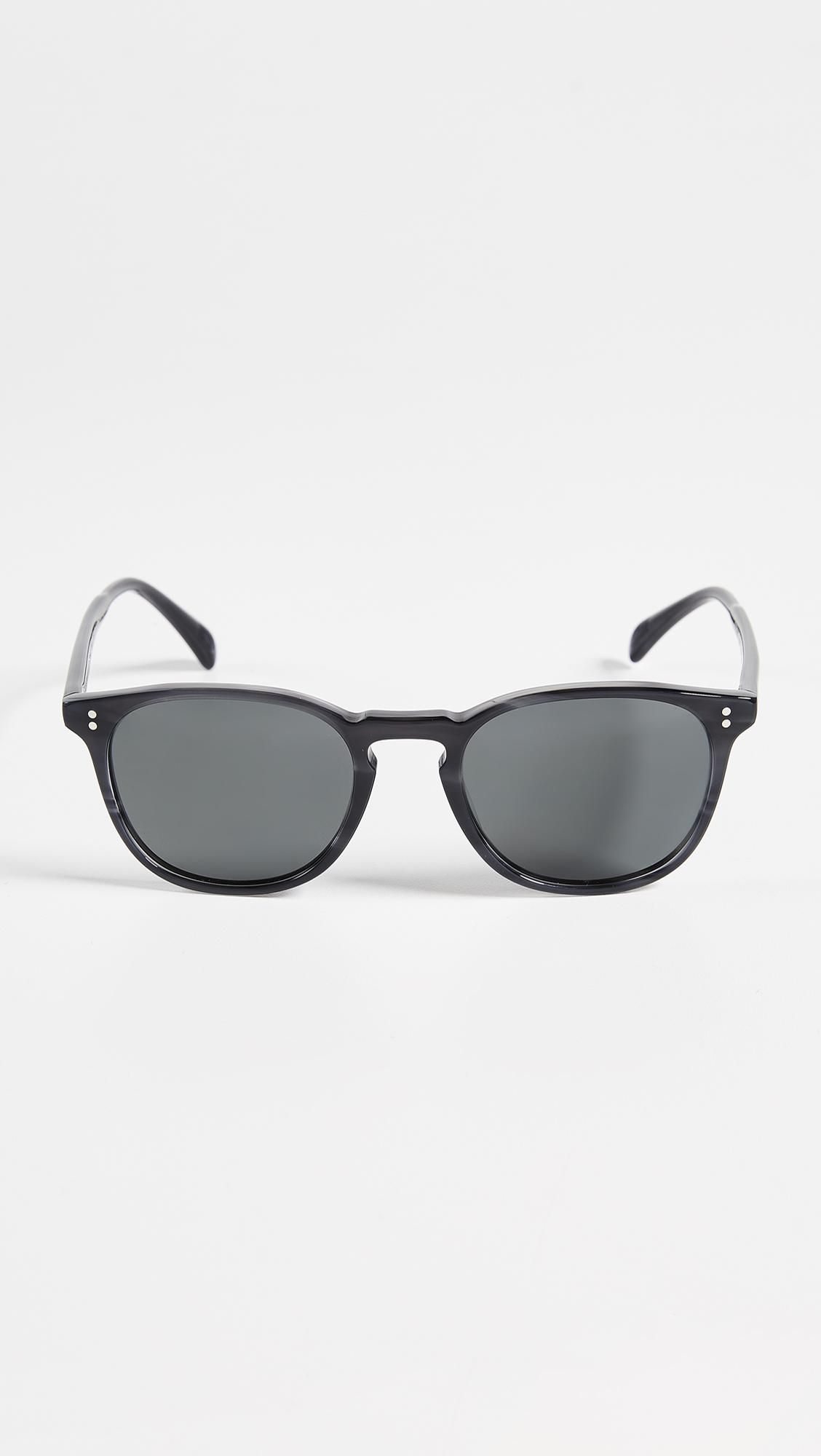 2463c03d36 Lyst - Oliver Peoples Finley Esquire Sunglasses in Gray for Men
