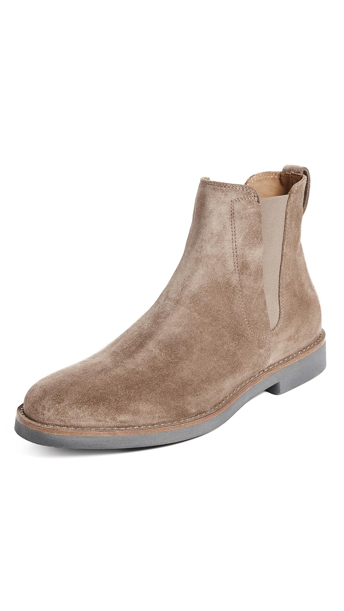 b28f12db Lyst - Vince Felix Chelsea Boot in Brown for Men