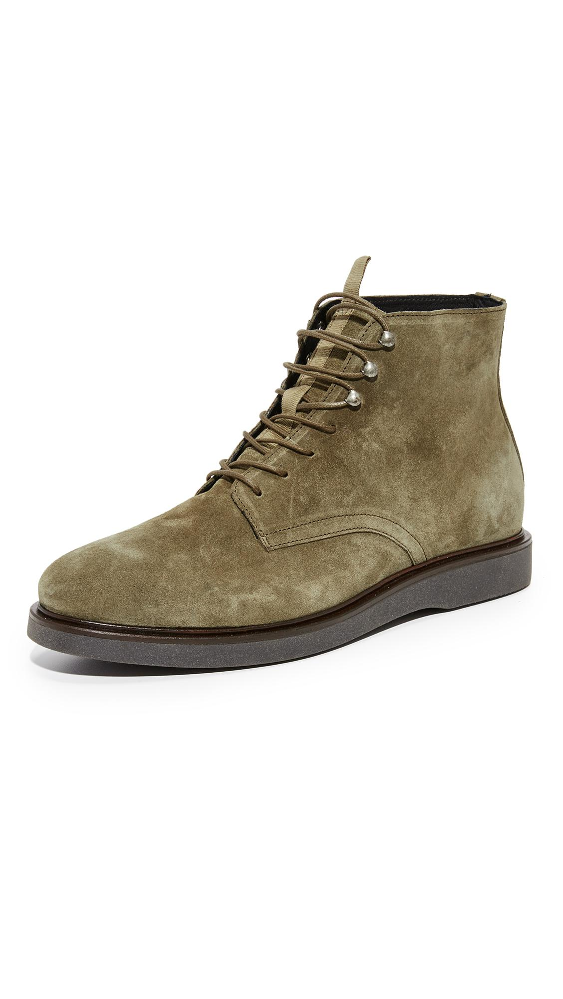 H by Hudson Aldford Suede Boots in