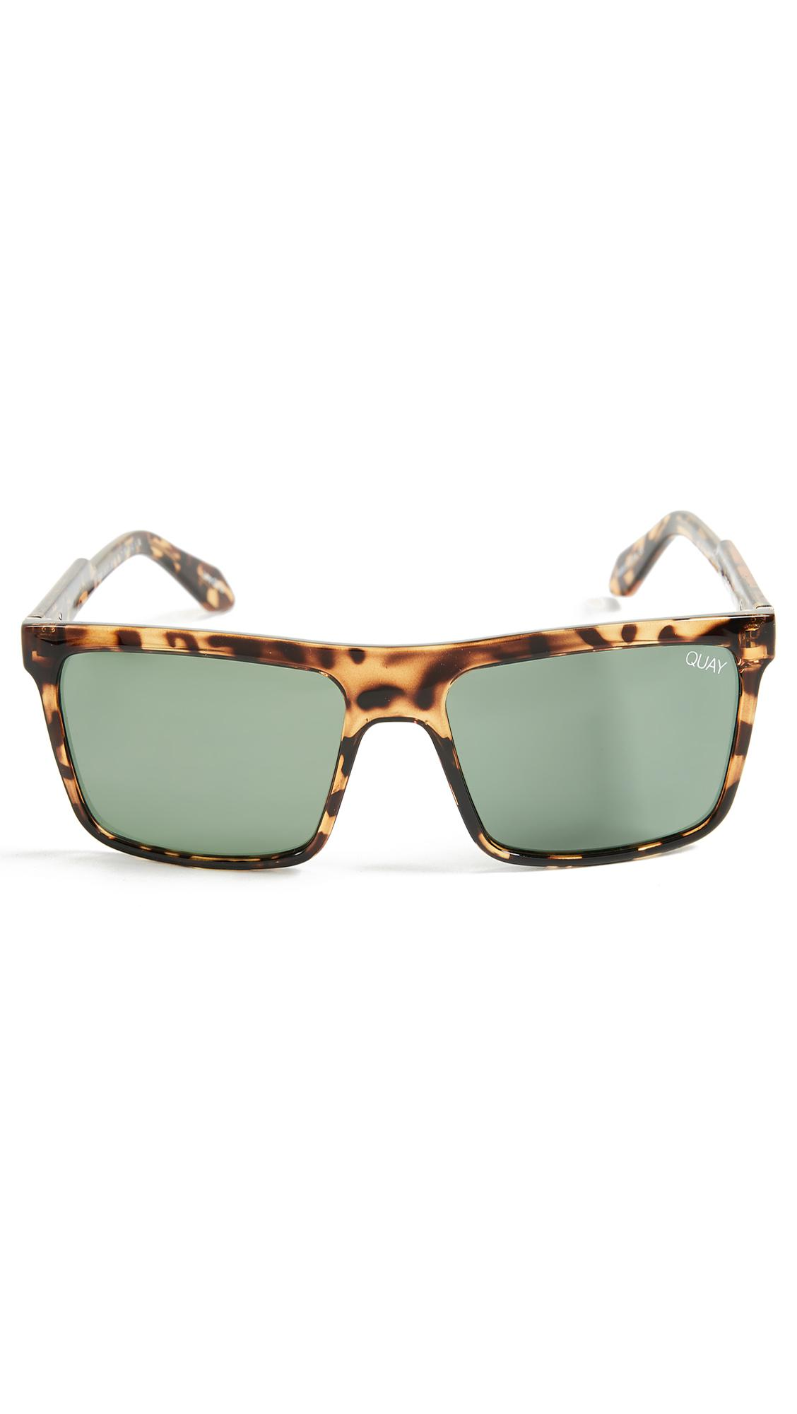 c83a576a92 Lyst - Quay Let It Run Sunglasses for Men