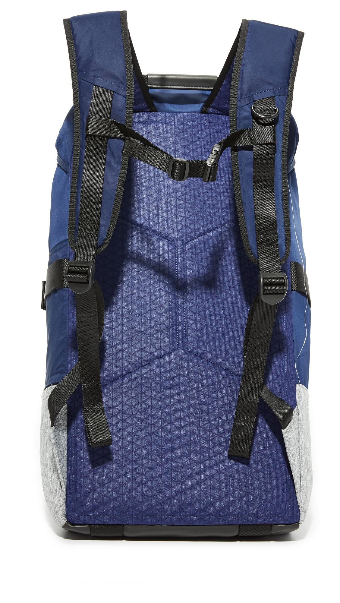 State Synthetic Johnson Backpack in Navy (Blue) for Men