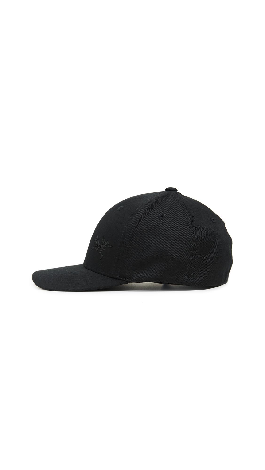 d8d427baf Lyst - Arc'teryx Bird Cap in Black for Men