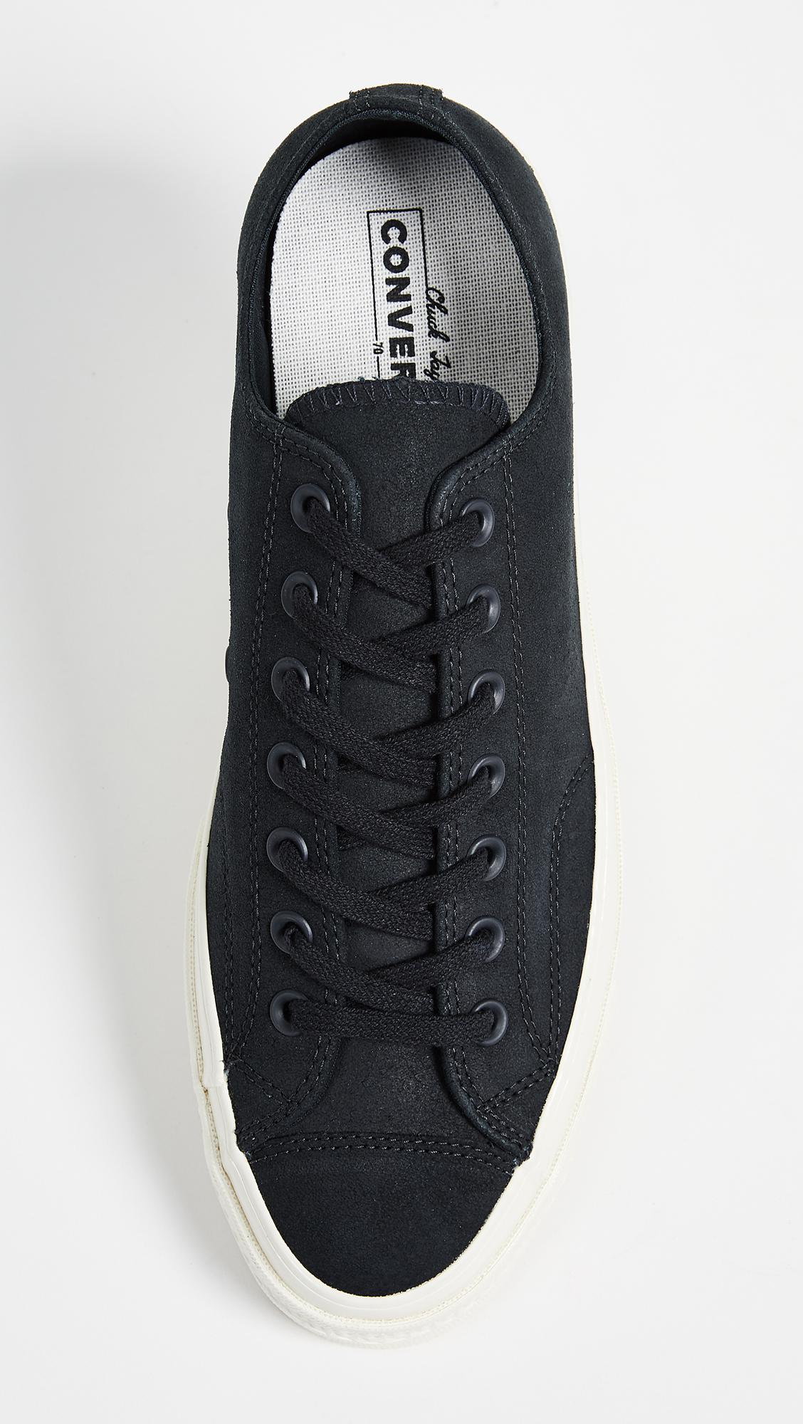 Converse Leather Chuck 70 Ox Nubuck
