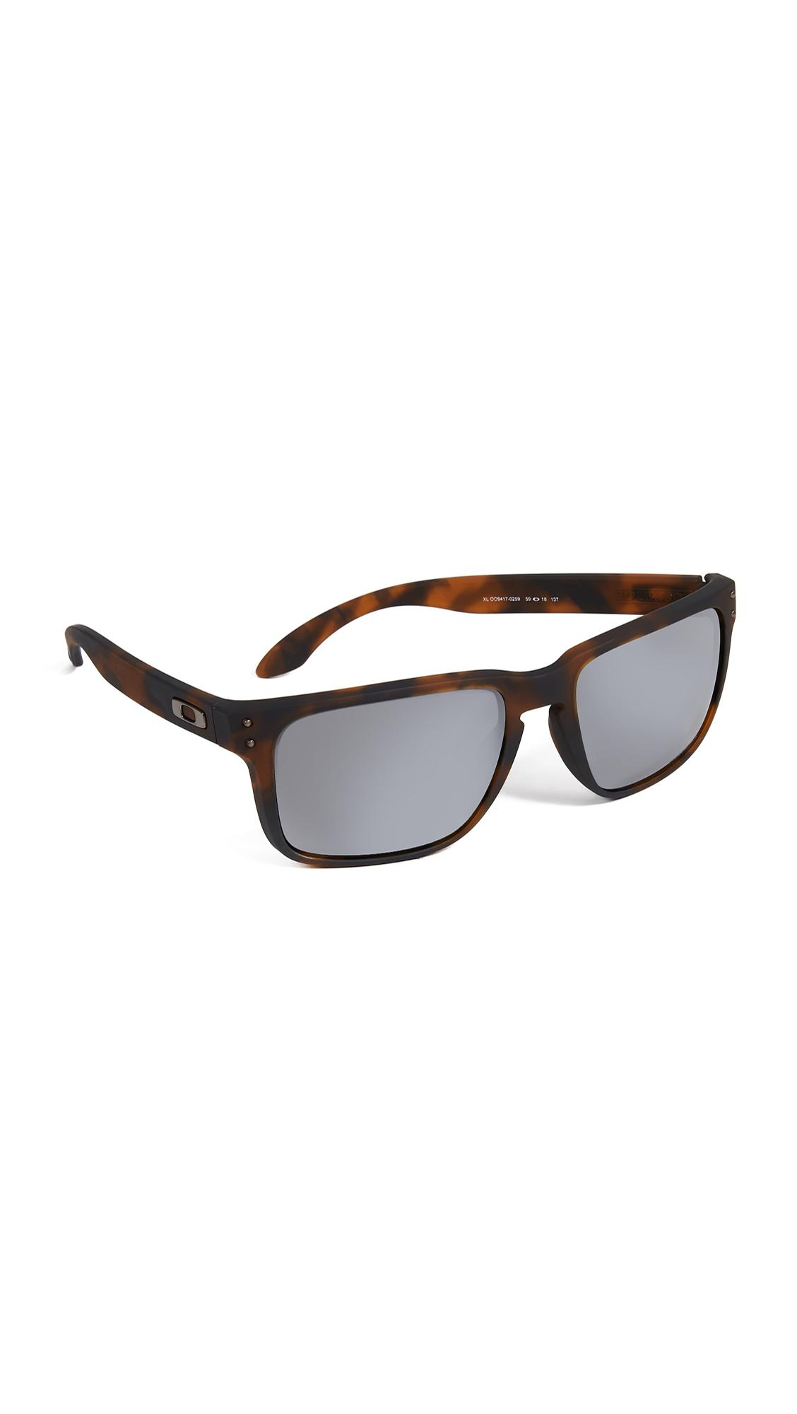 8f193e82f8 Oakley Holbrook Xl Sunglasses in Brown for Men - Lyst