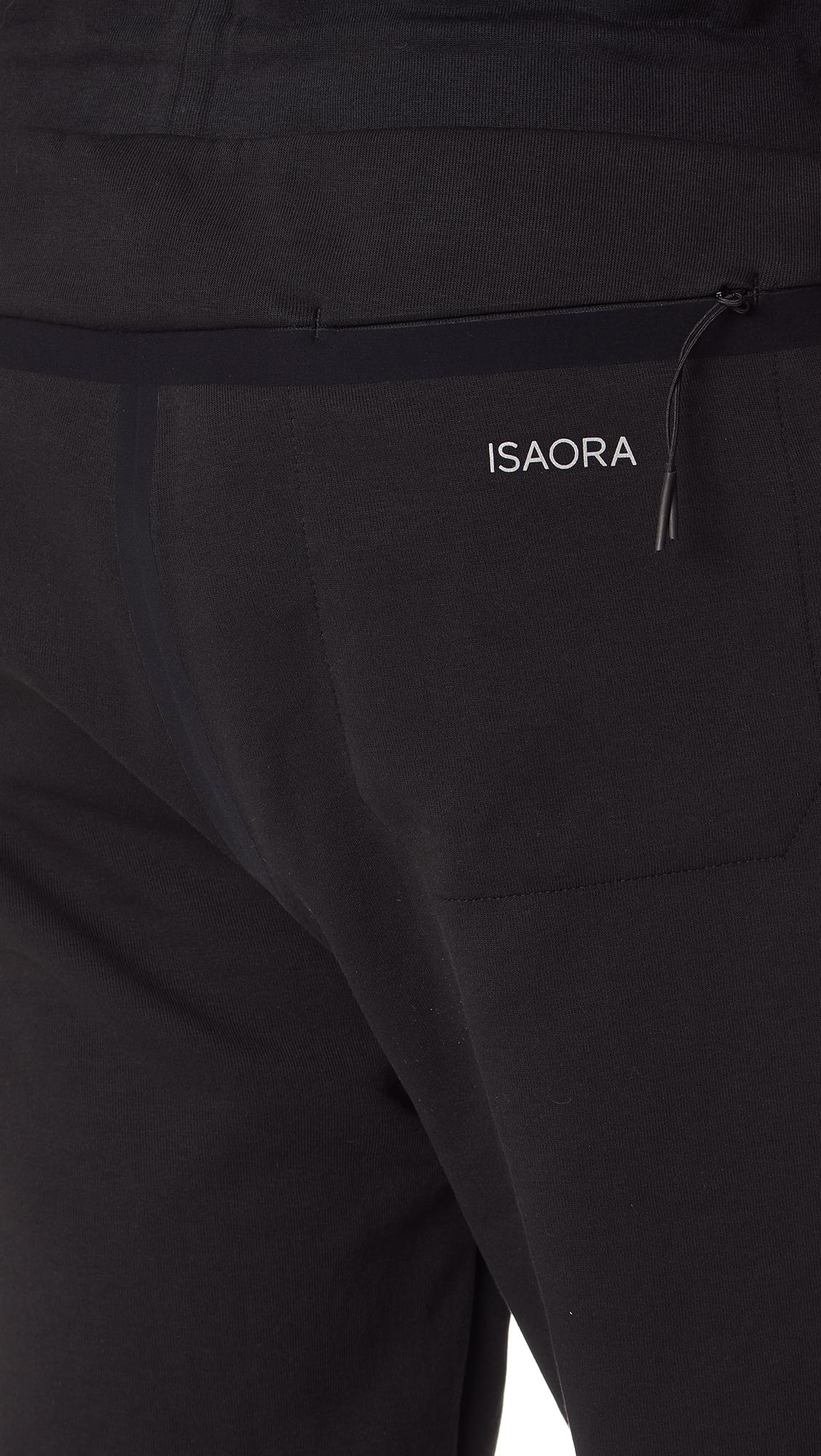 Isaora Synthetic Taped Sweatpants in Black for Men