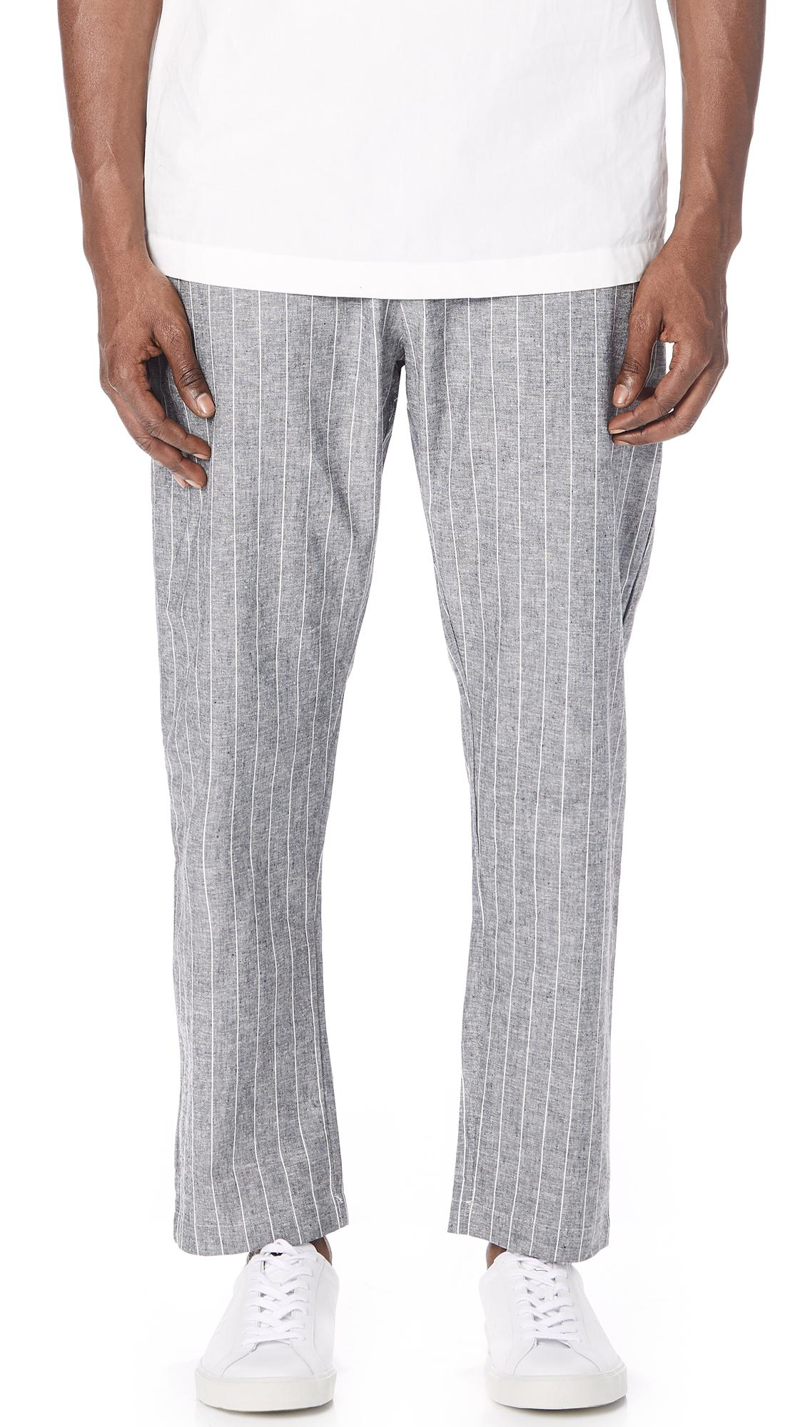 TROUSERS - Casual trousers The Silted Company CmlZwwnvNw