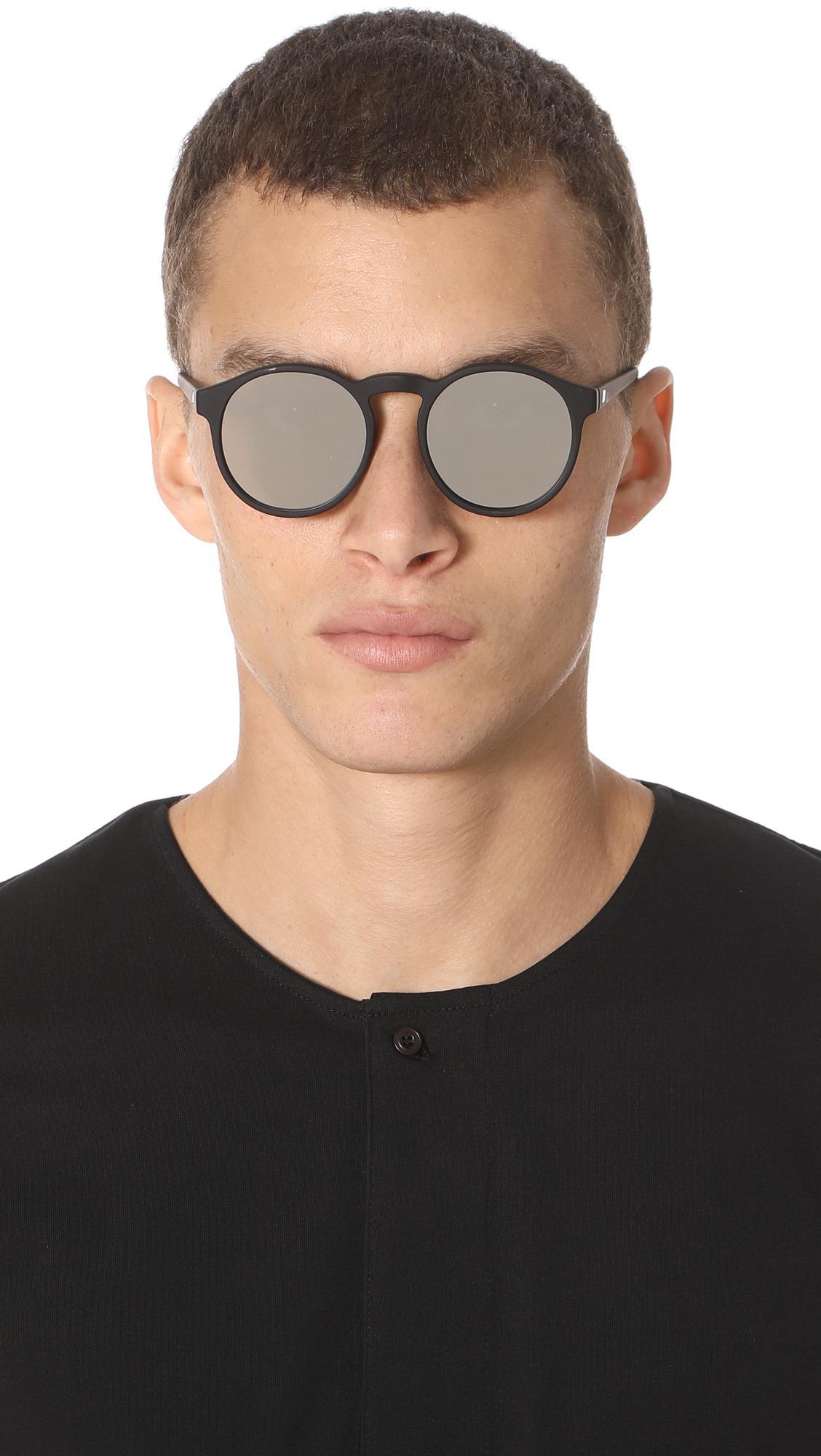 59a4232f165 Le Specs Cubanos Sunglasses in Black for Men - Lyst