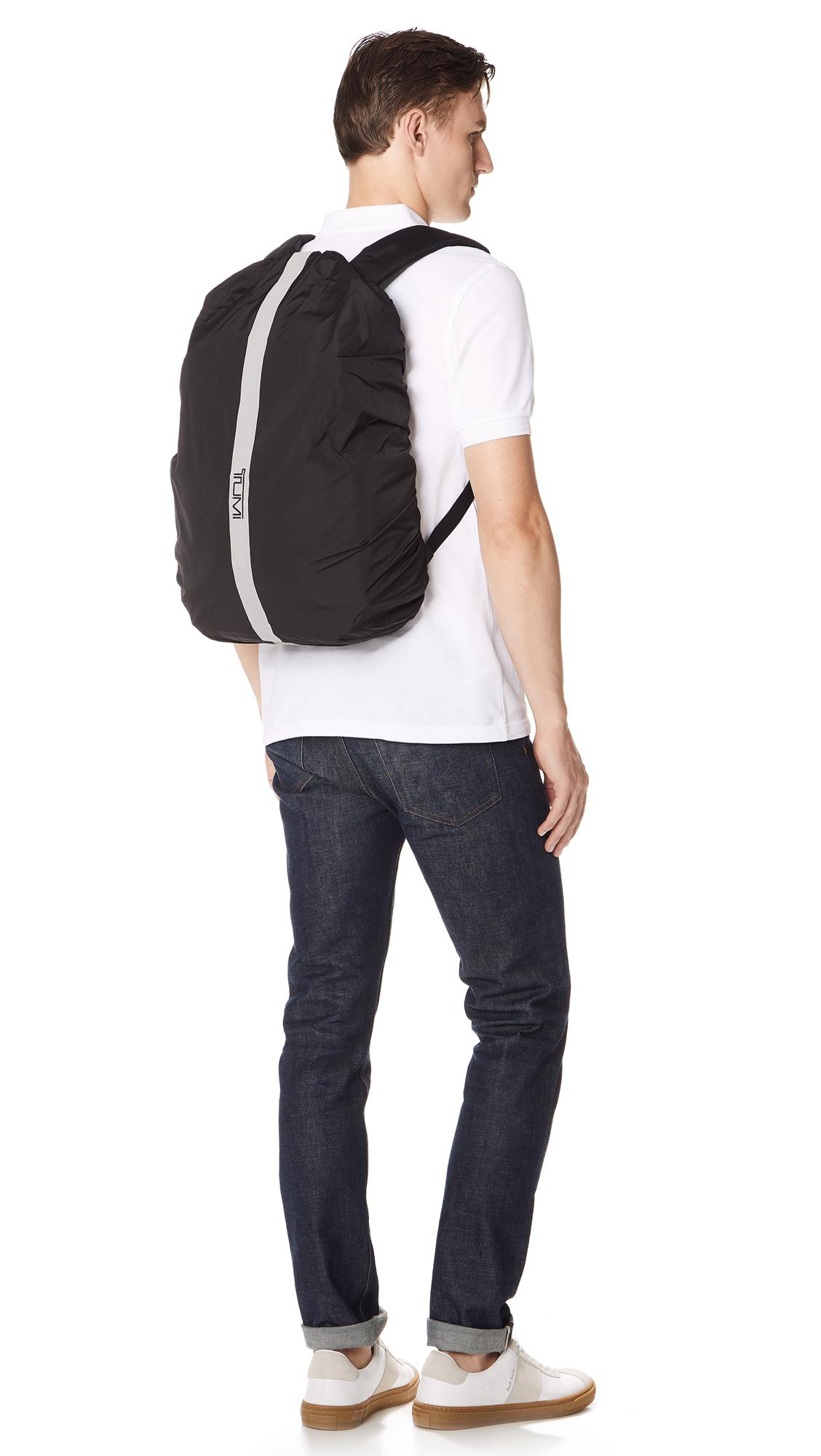 Tumi Tahoe Lakeview Backpack in Black for Men