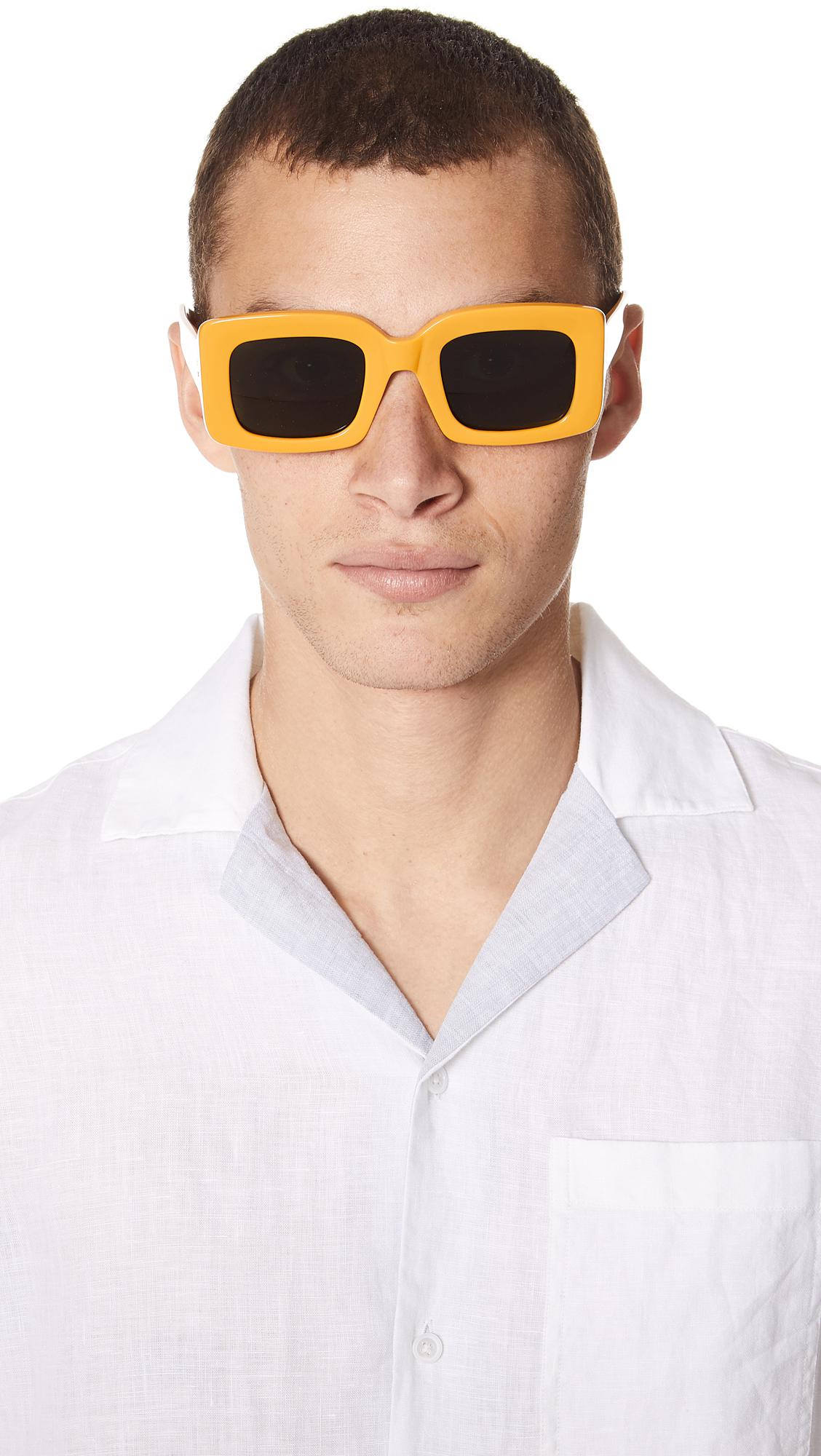 Raen Flatscreen Sunglasses for Men