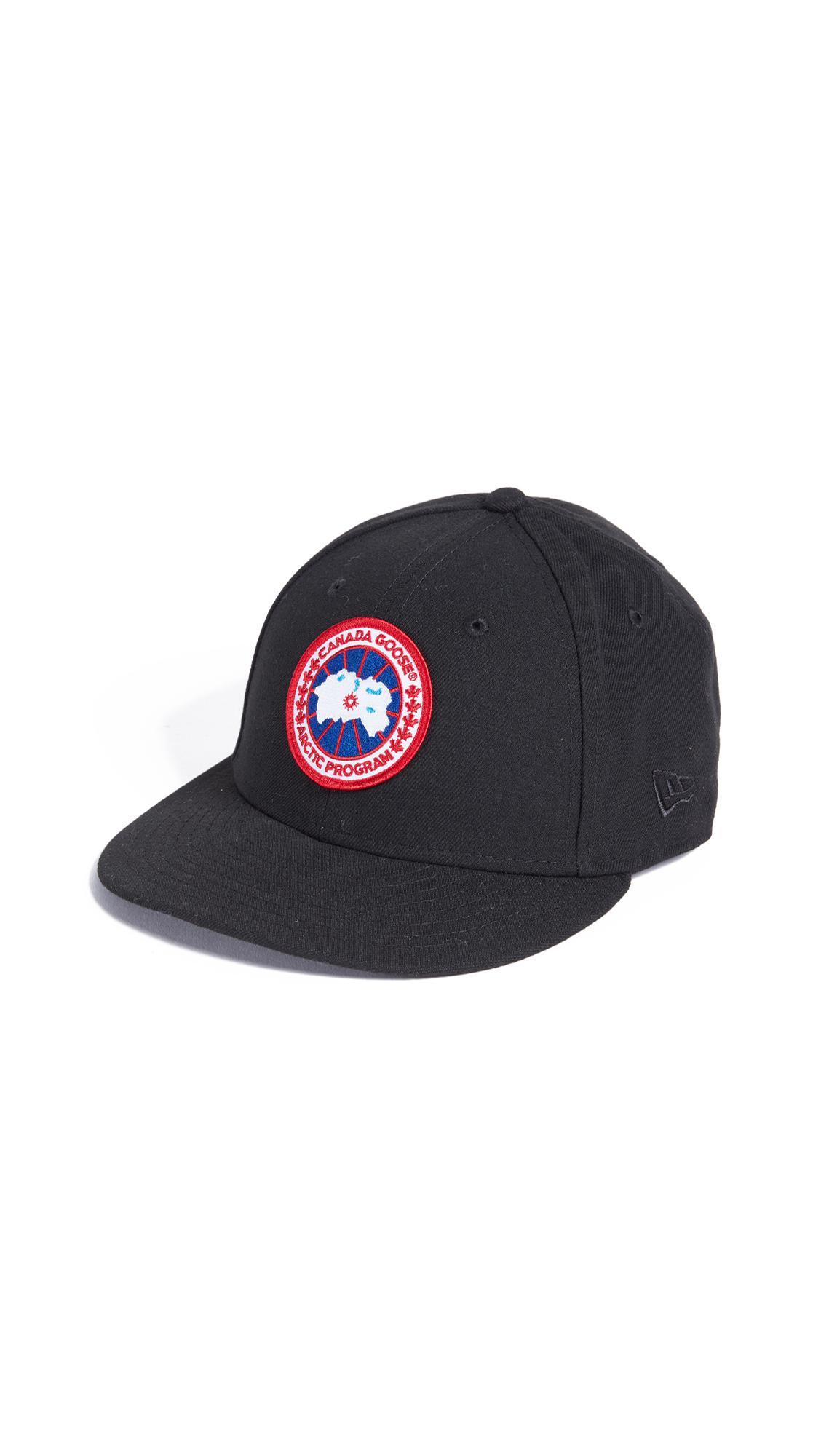 canada goose new era hat