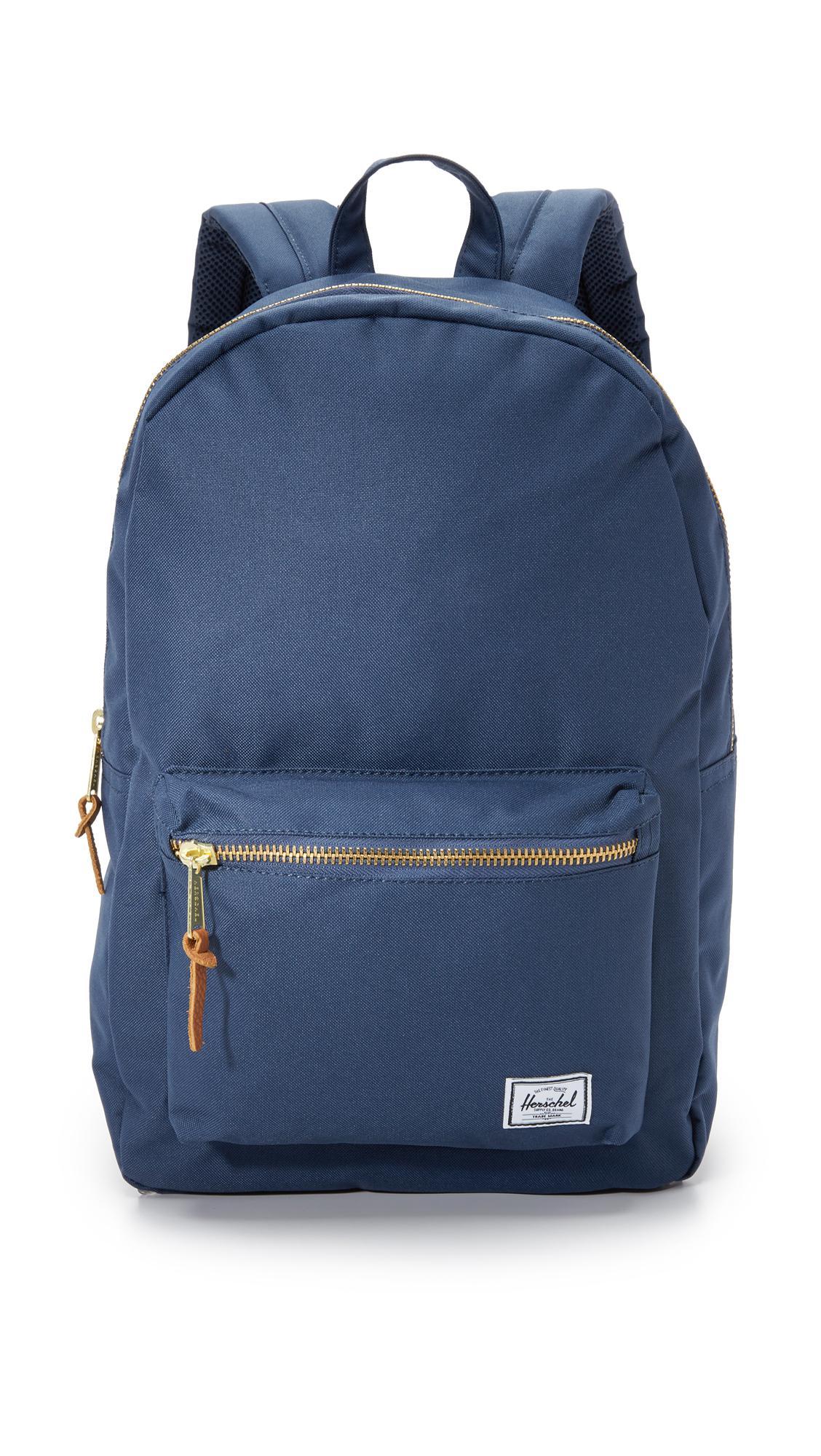 c3f6be2584 Herschel Supply Co. Blue Settlement Backpack.  84 From East Dane