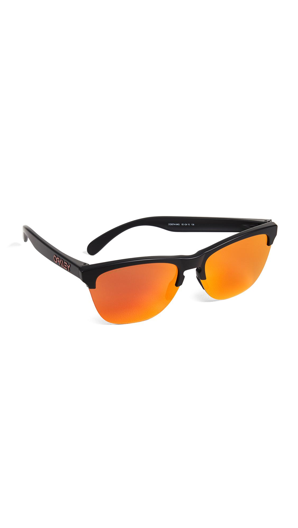 622b04b9123 Oakley Frogskins Lite Sunglasses for Men - Lyst