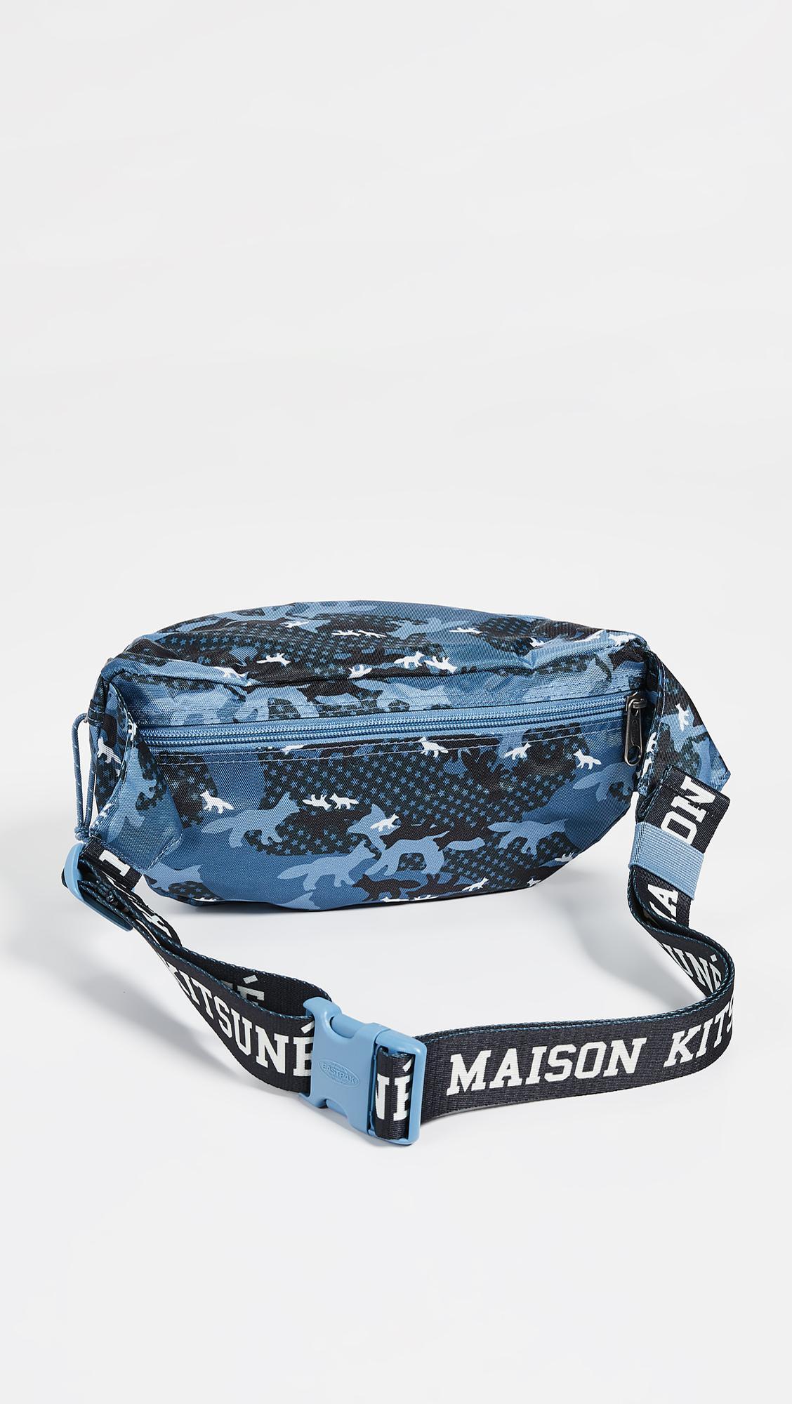 Maison Kitsune Mens x Eastpak Bundel Waist Pack