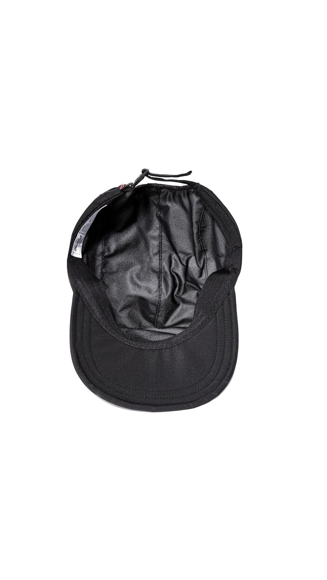 Lyst - Herschel Supply Co. Glendale Packable Gore-tex Cap in Black ... 67675bd4fc5e