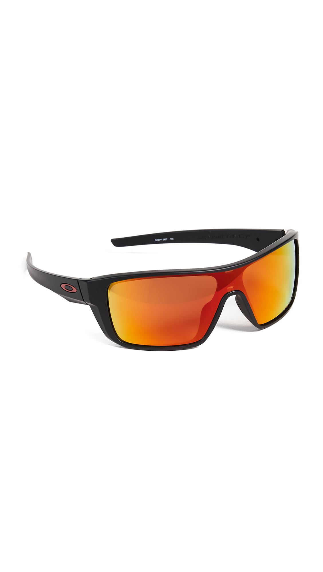 34d1194f92a6c Oakley Straightback Polarized Sunglasses for Men - Lyst