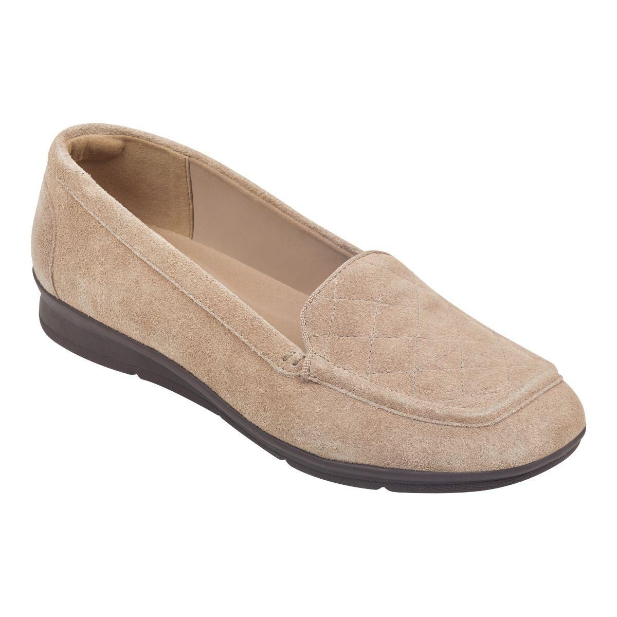 Easy Spirit Leather Wynter Casual Flats