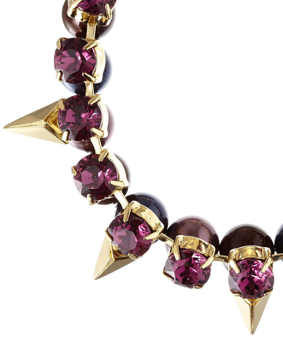 Lyst Joomi Lim Purple Crystal Pearl Vicious Love