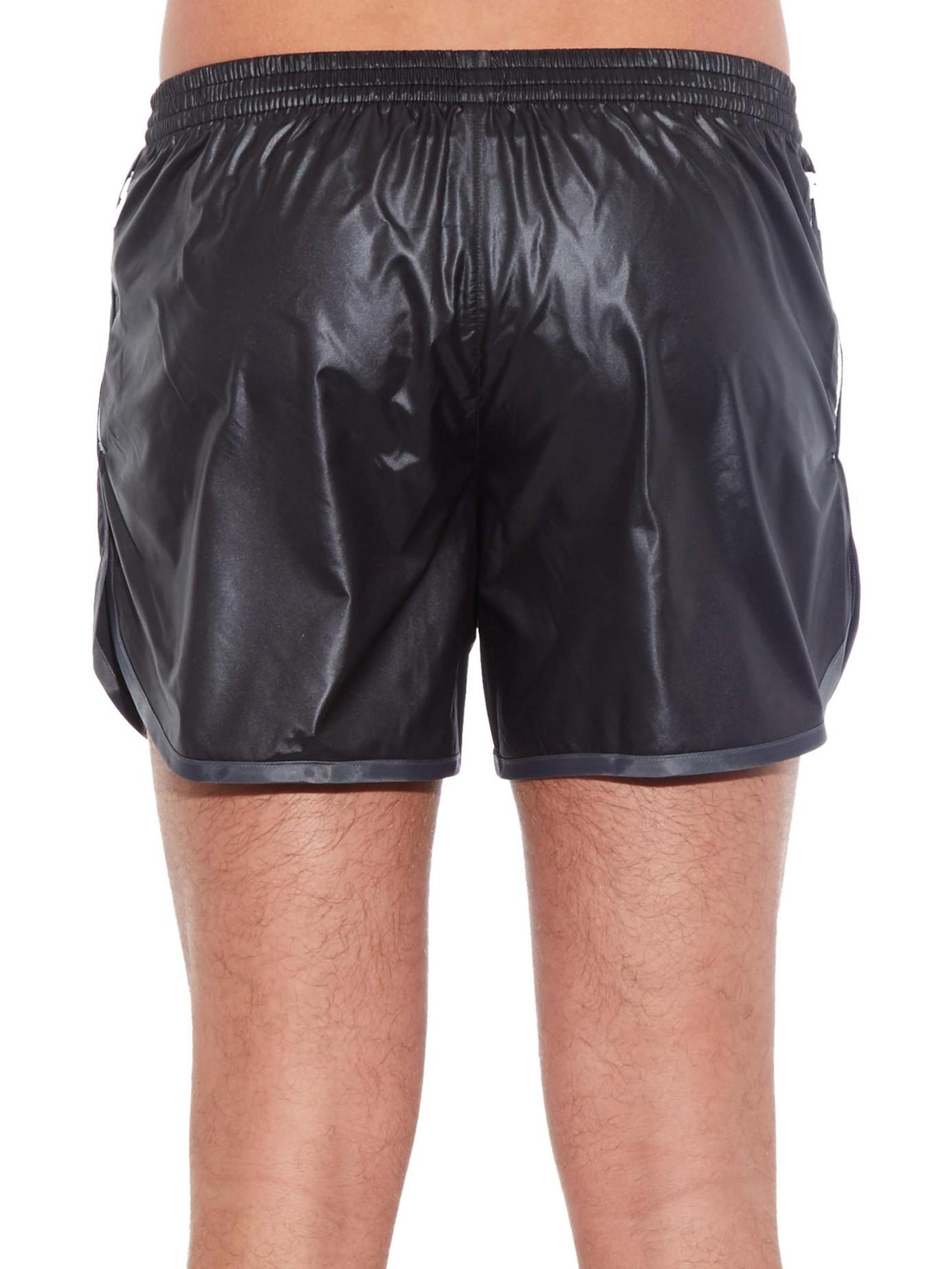 Robinson les bains Cambridge Long Swim Shorts in Black for ...