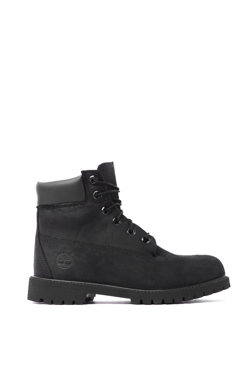 timberland classic 6 inch waterproof boots black in