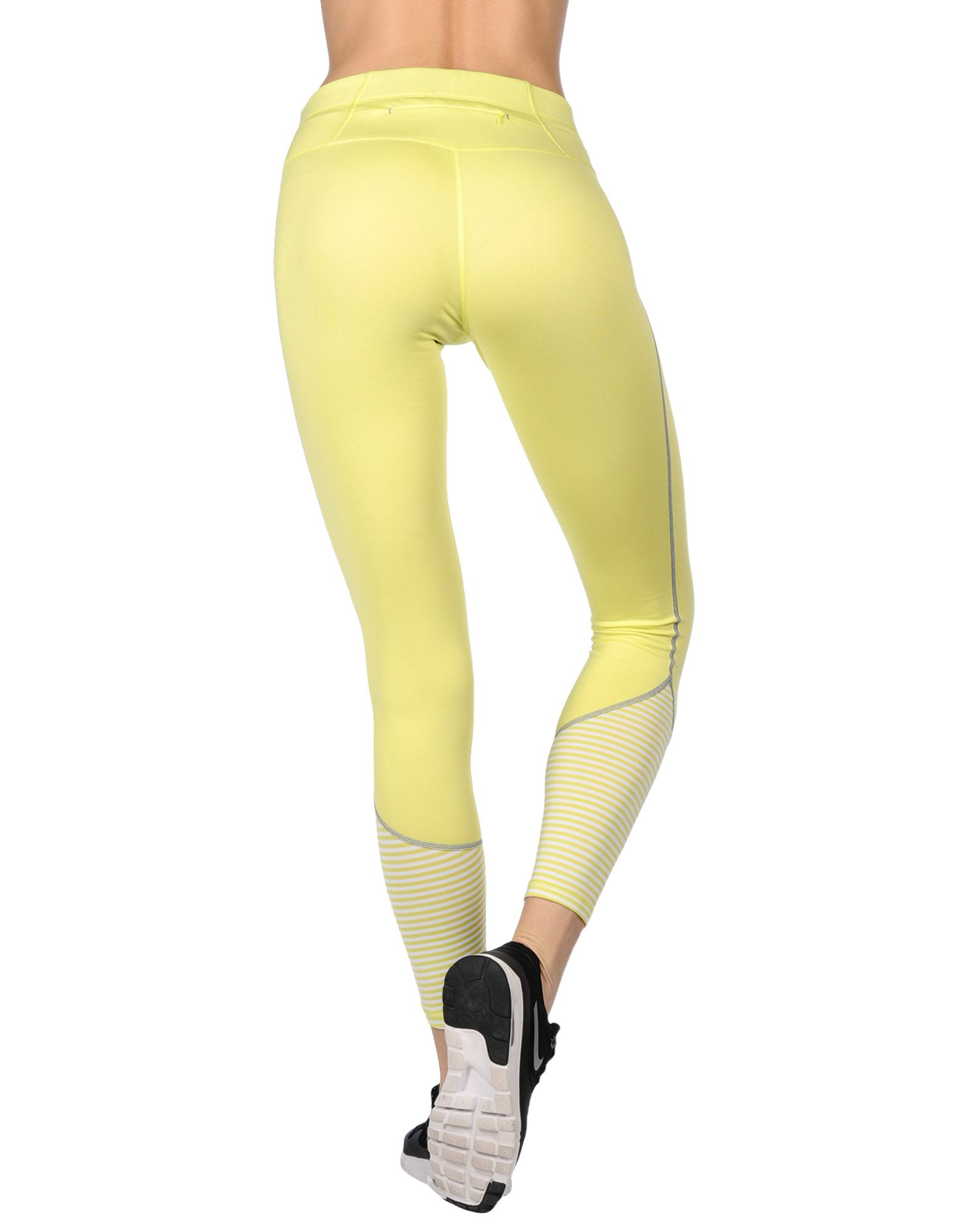 Roxy Synthetic Leggings in Yellow