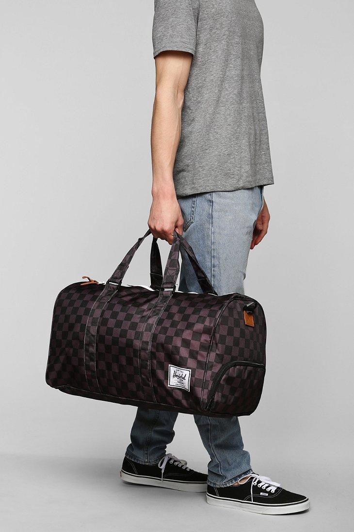 Novel Weekender Bag