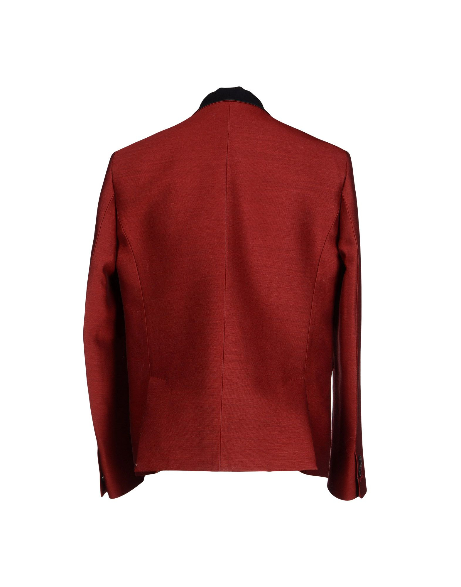Dsquared 178 Blazer In Red For Men Maroon Lyst