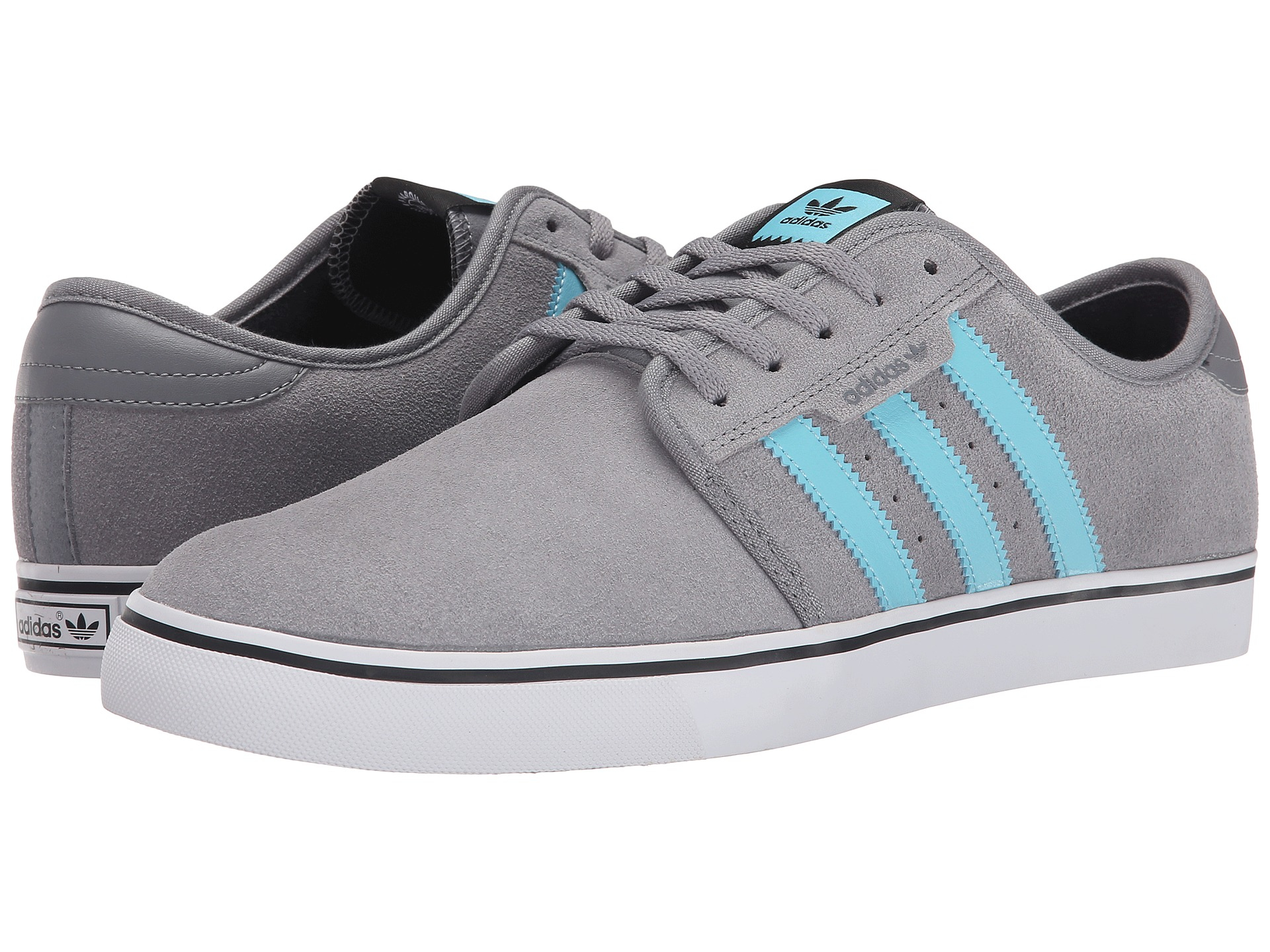 Adidas Seeley In Gray For Men Lyst