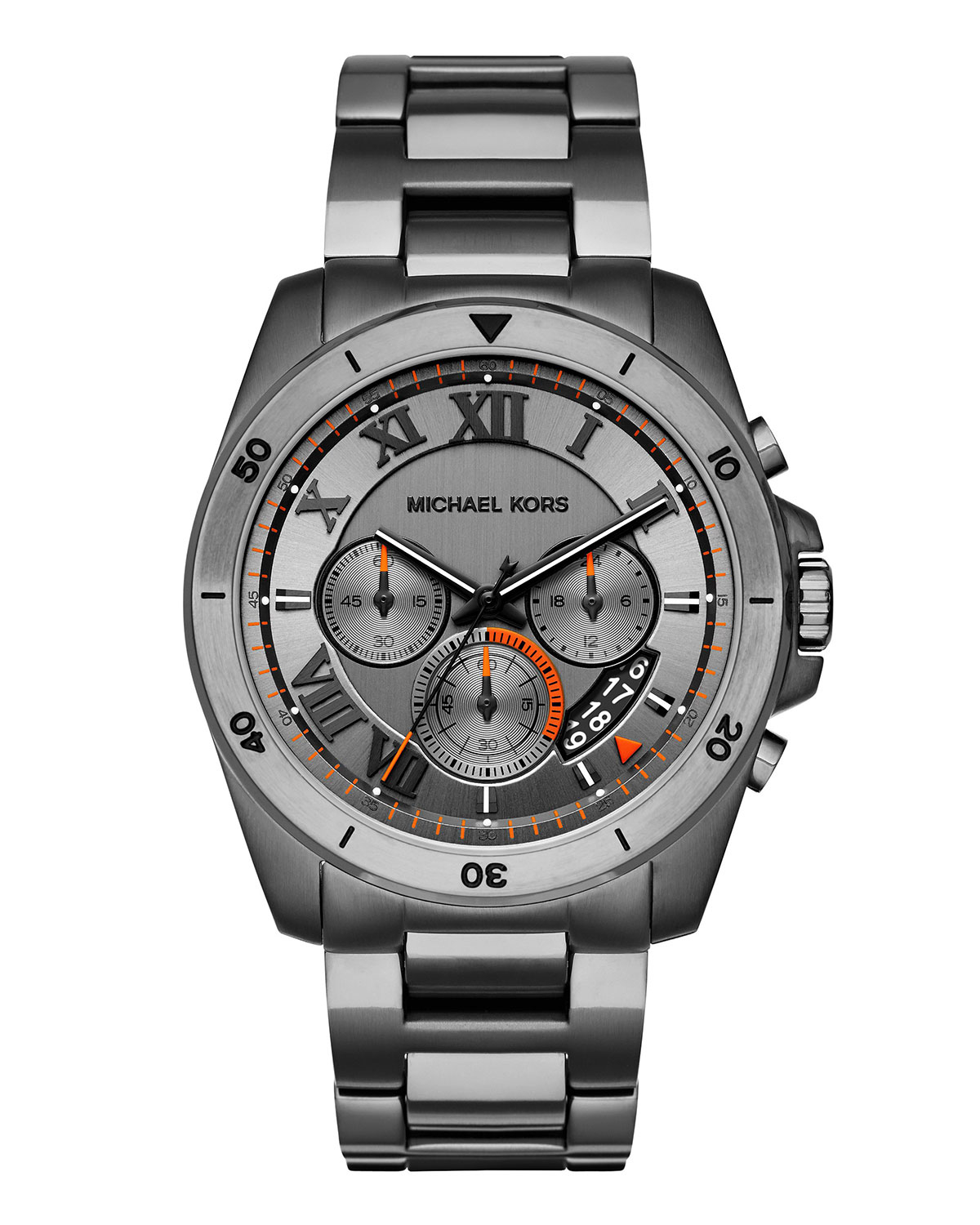 Shop Men's Michael Kors size OS Watches at a discounted price at Poshmark. Description: Cool watch comes with a extra link if needed. Sold by crusoeg. Fast delivery, full service customer support.