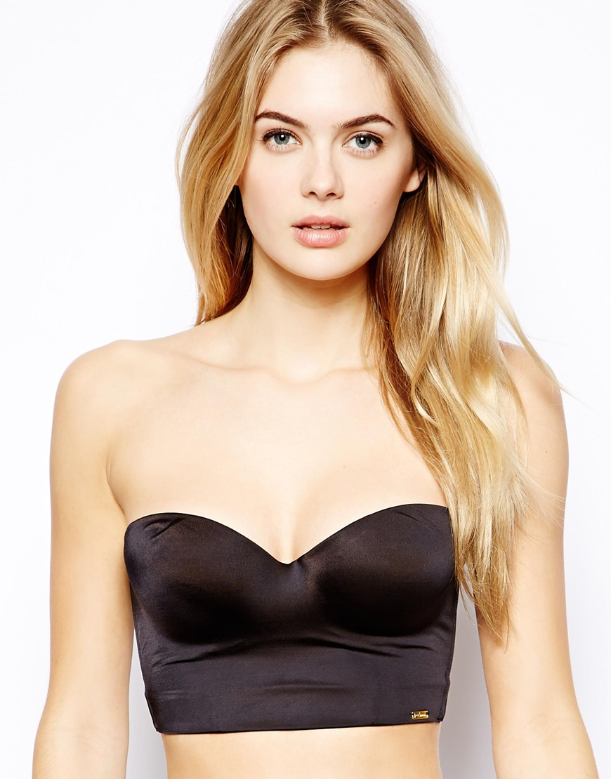 Ultimo Miracle Low Back Strapless Bra In Black Lyst