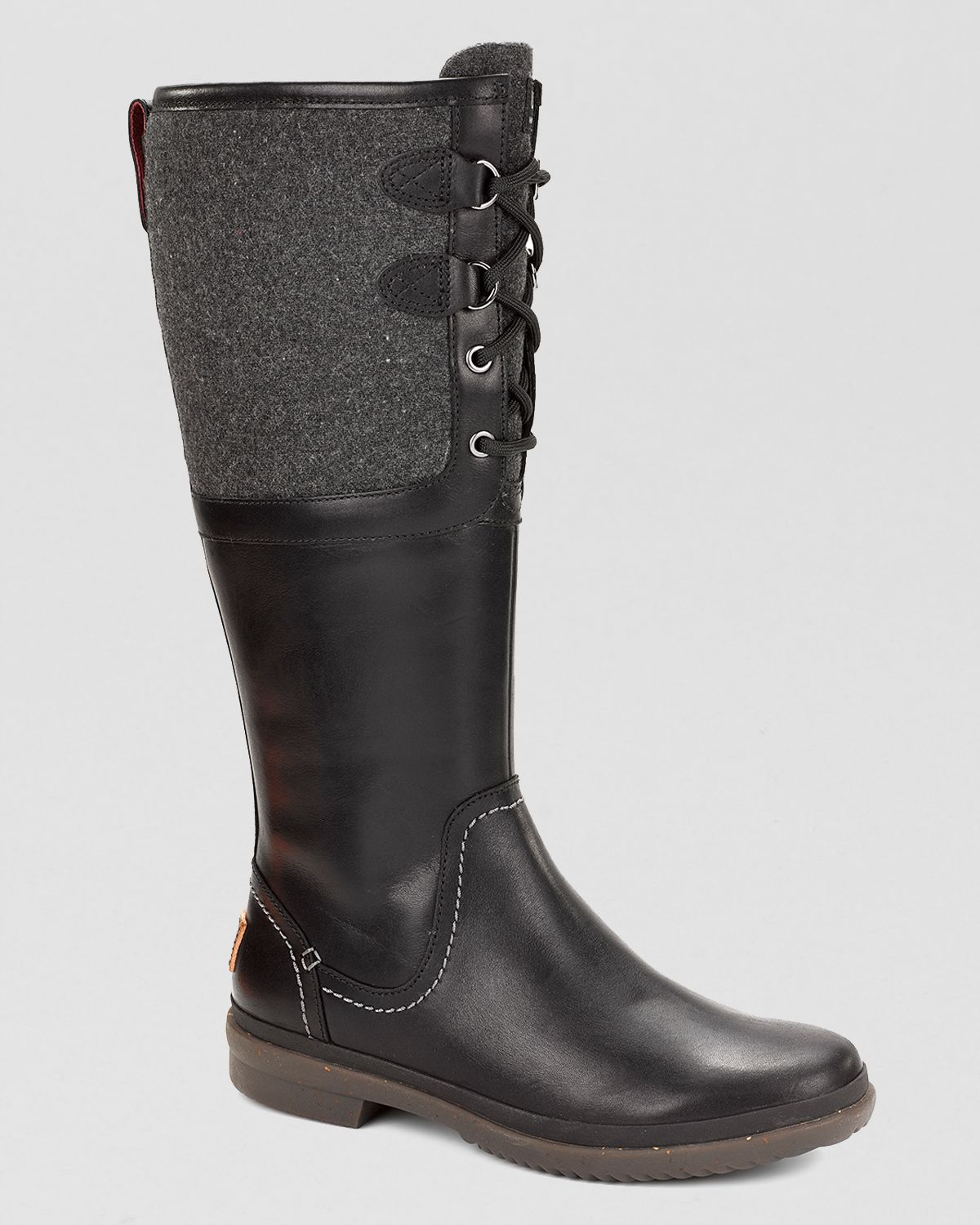 womens ugg 'elsa' boot in black