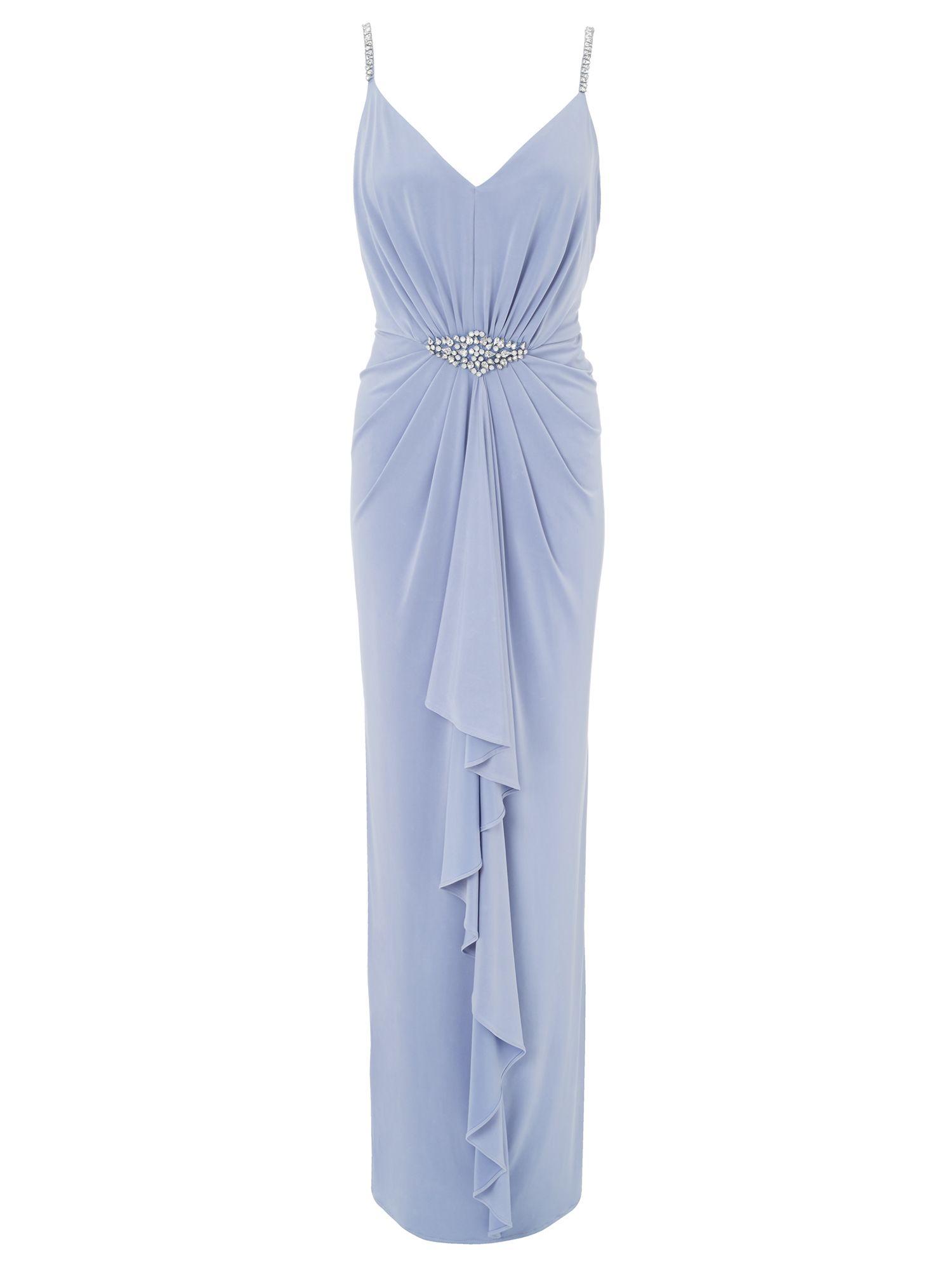 Ariella Nicoletta Maxi Dress in Lavender (Purple)
