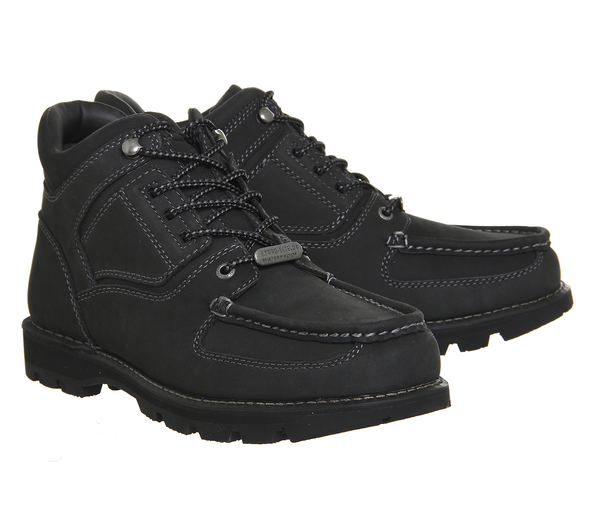 Rockport Umbwe Boots in Gray for Men