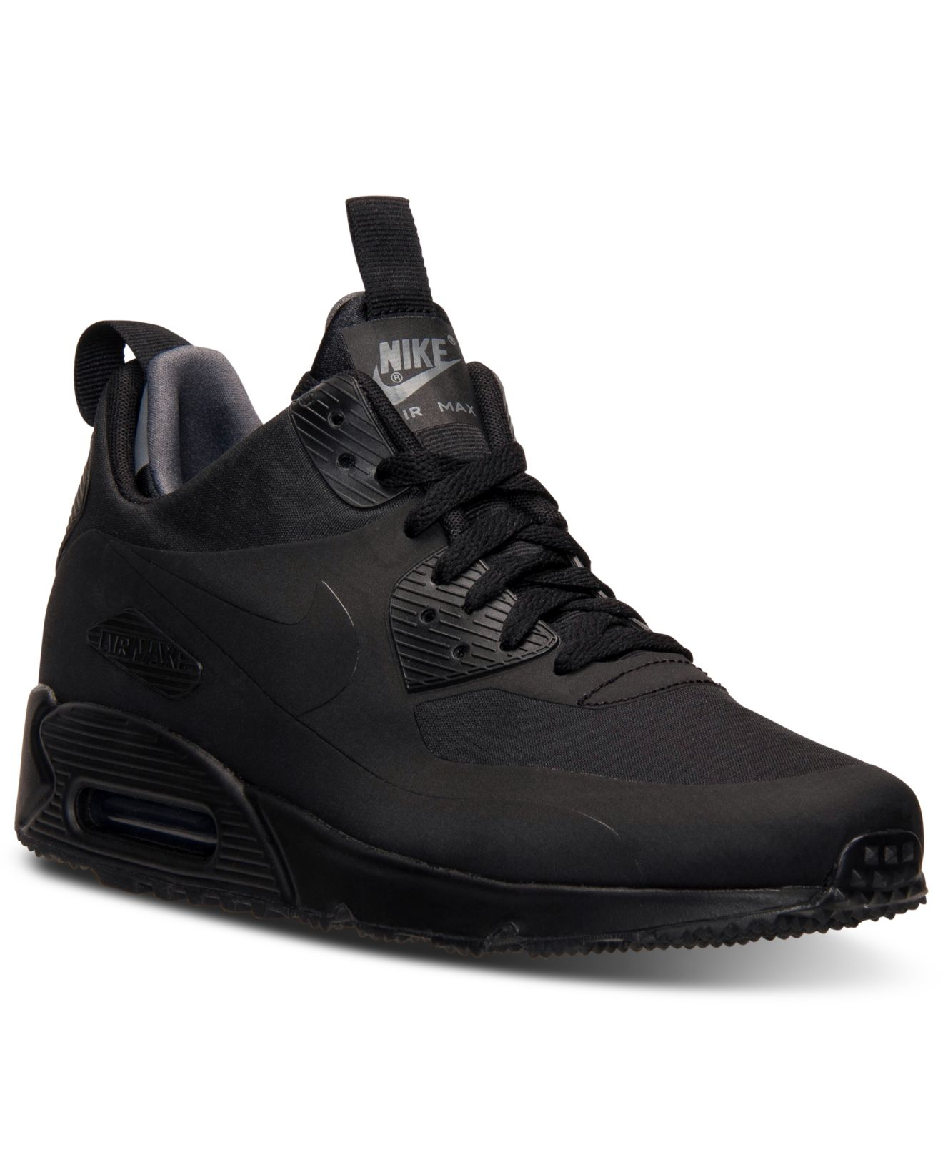 Men's Air Max 90 Mid Winter Casual Sneakers From Finish Line