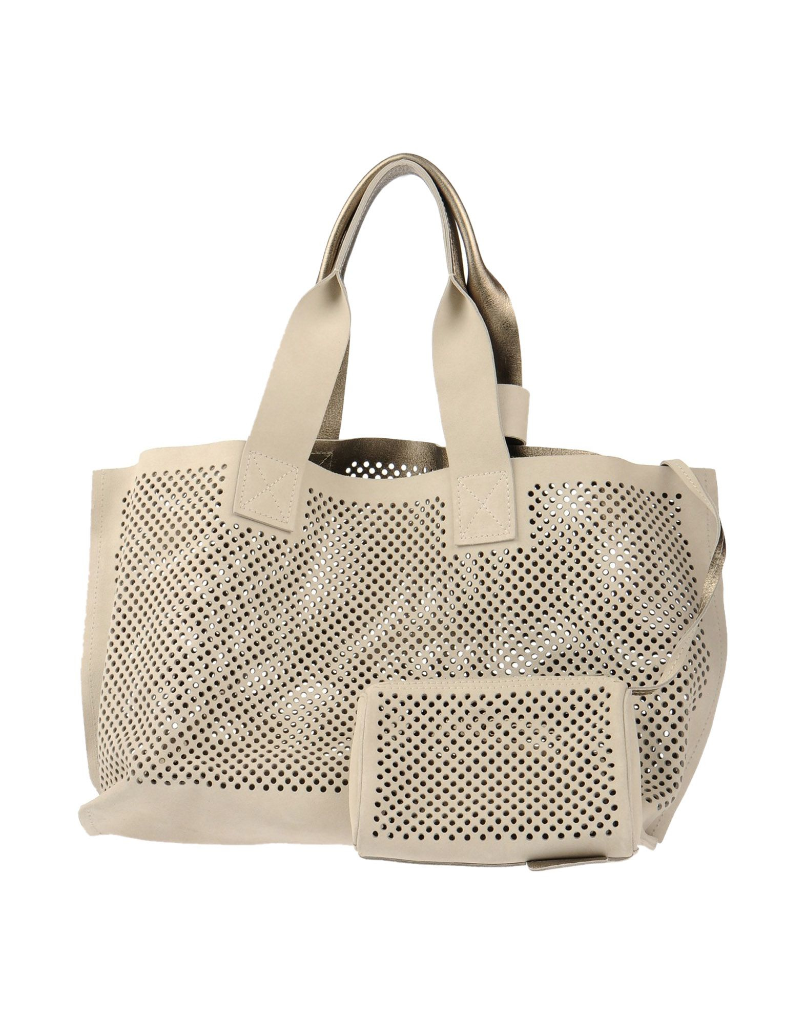 Lyst Pedro Garcia Handbag In Gray