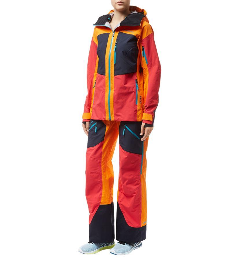 sports shoes 52d9d a8df9 Peak Performance Red Heli Gravity Ski Pant