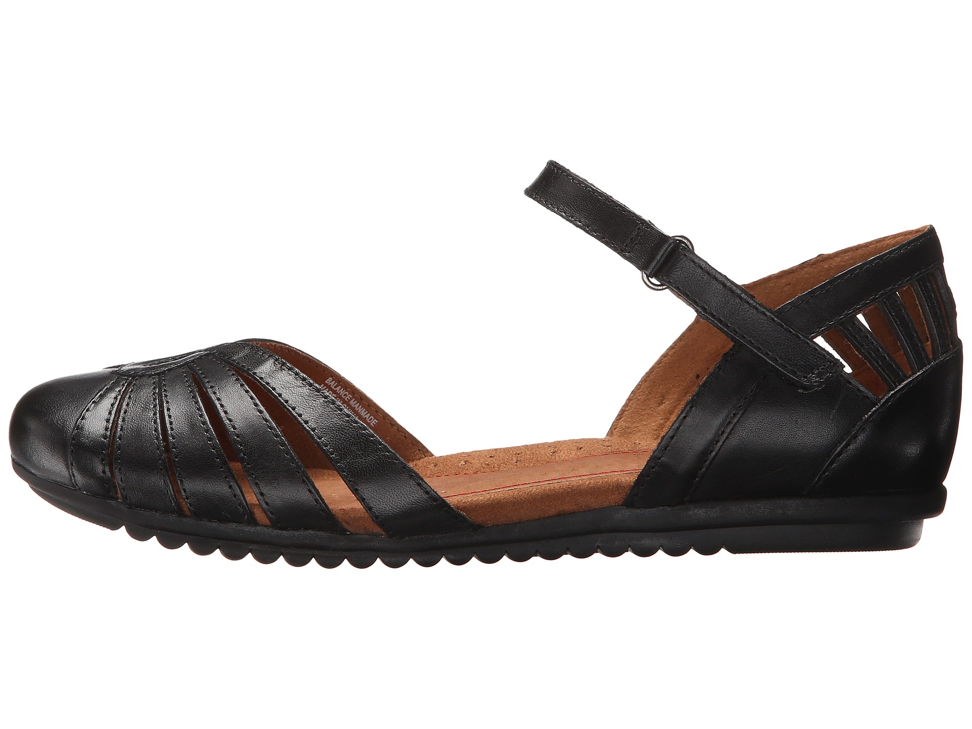 Rockport Leather Cobb Hill Irene In Black Lyst