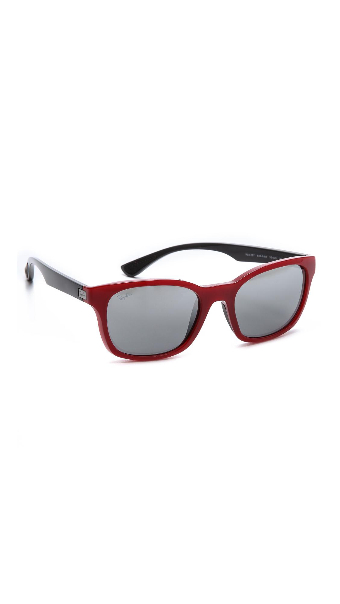 Ray Ban Oversized Square Sunglasses « Heritage Malta
