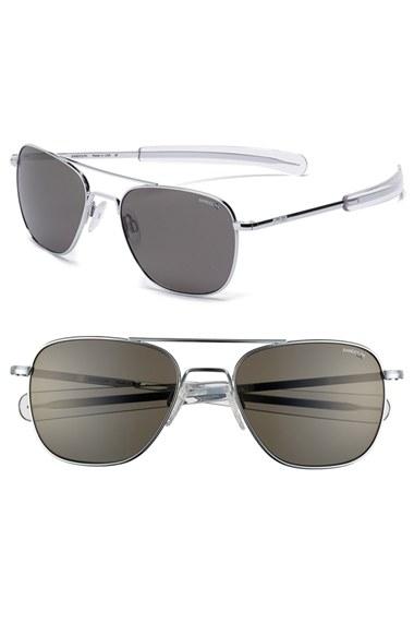 e519ed9a75 Randolph Engineering Aviator Polarized Sunglasses « Heritage Malta