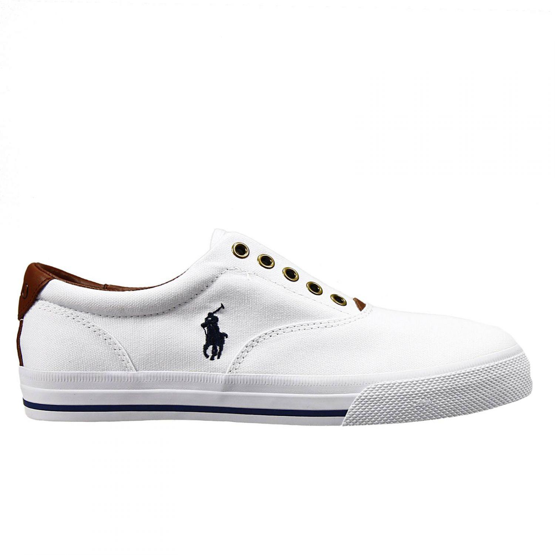 Ralph Lauren Shoes Vito-Ne Sneakers