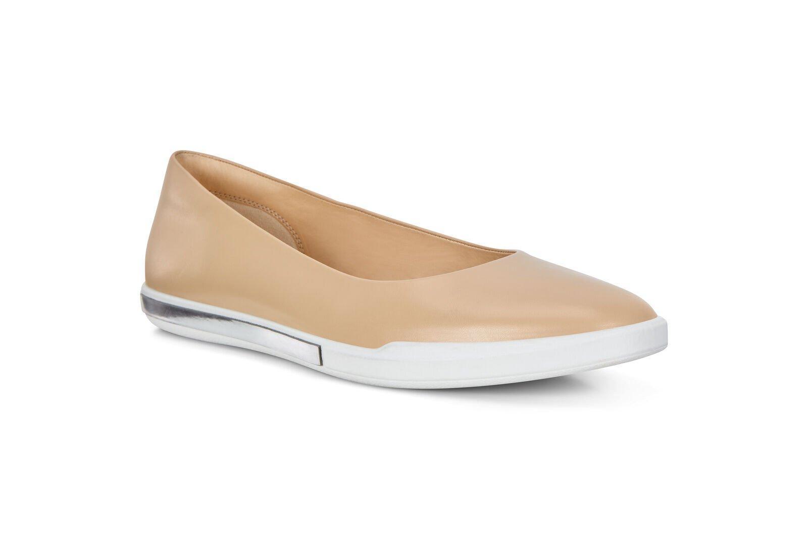 Ecco simpil WOMEN Chaussures Femmes Sneaker Cuir Basses Chaussure Lacée 208613