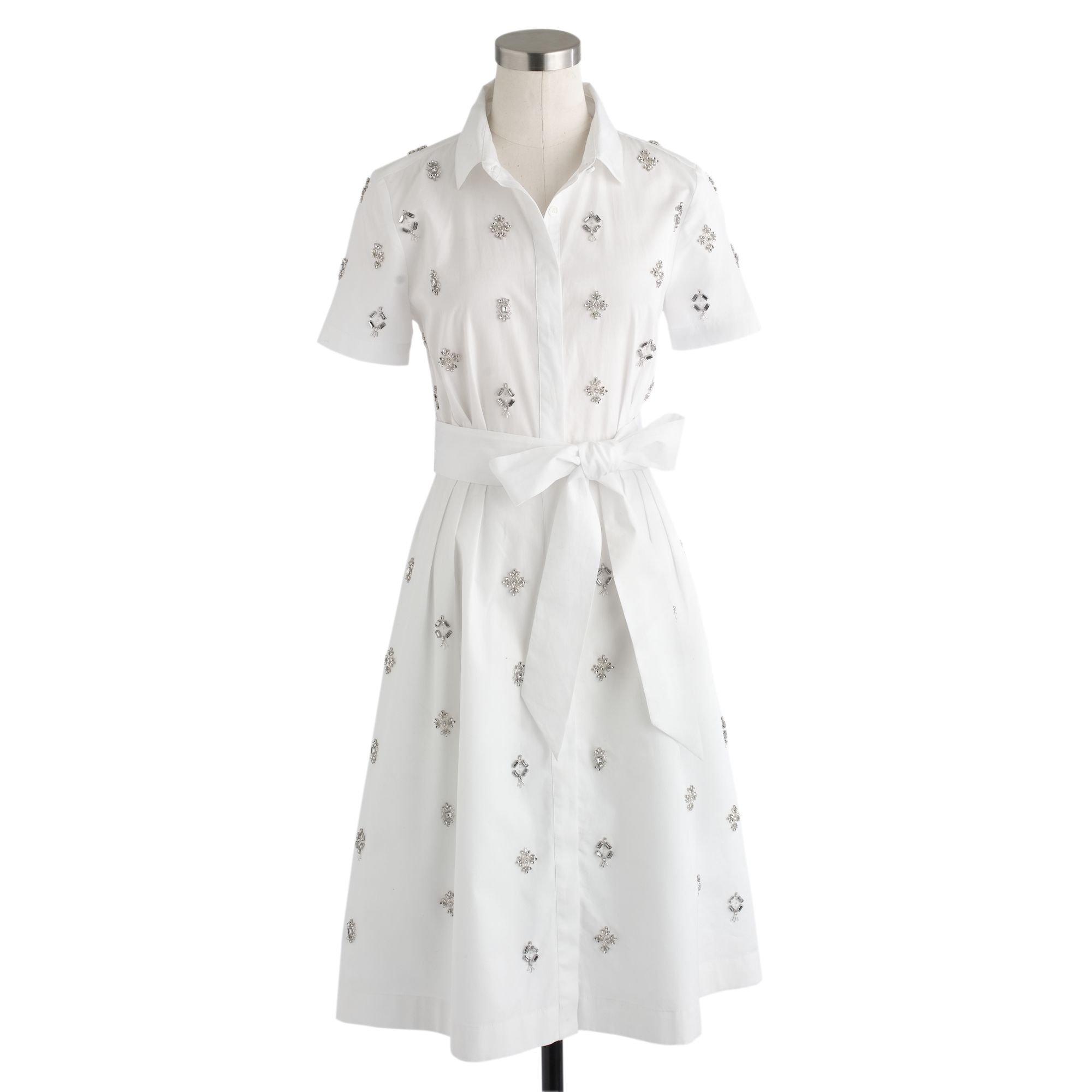 Collection Thomas Mason For Jcrew Shirtdress In