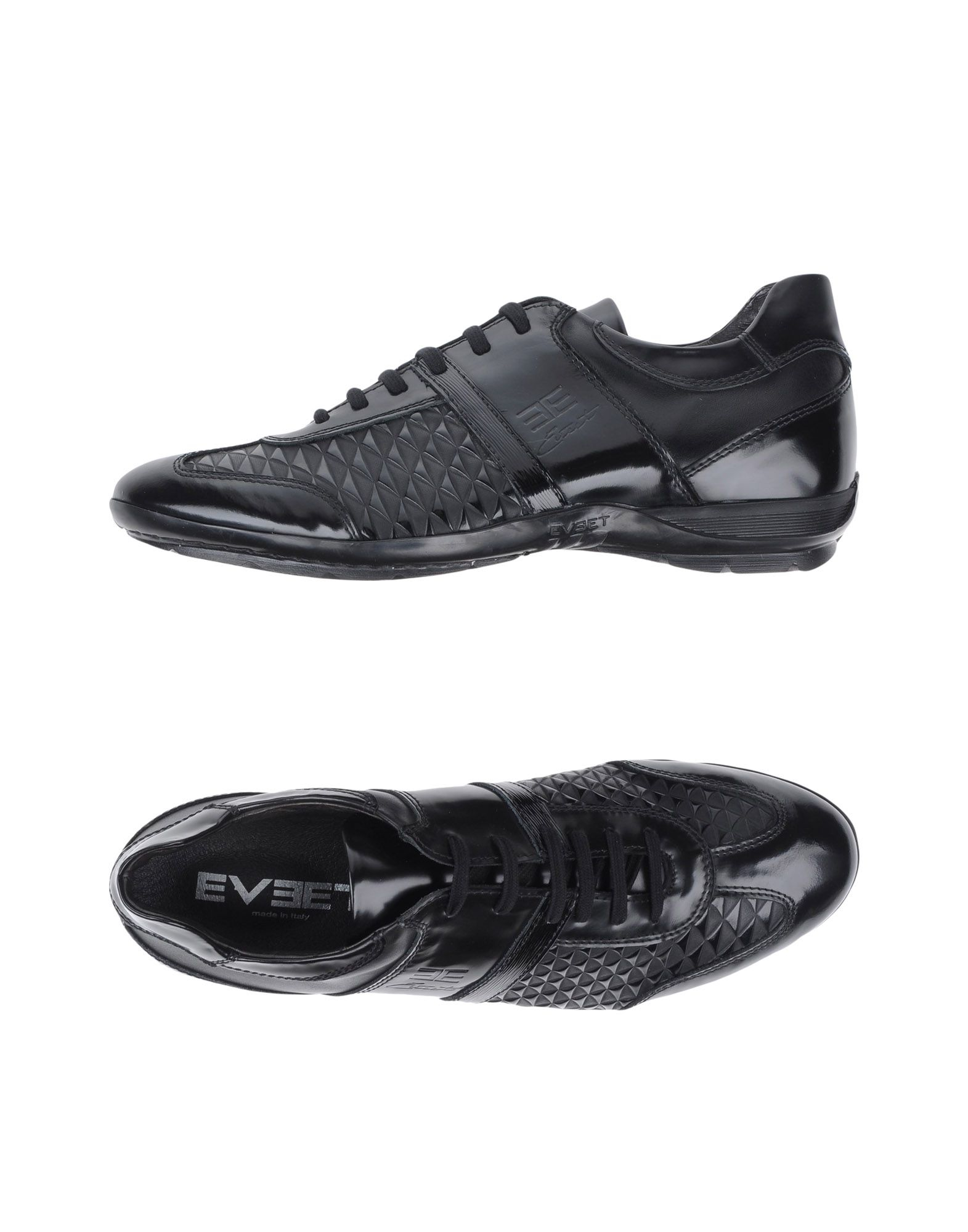 brand new 2b1d8 74e1a Eveet Black Lace-up Shoes for men