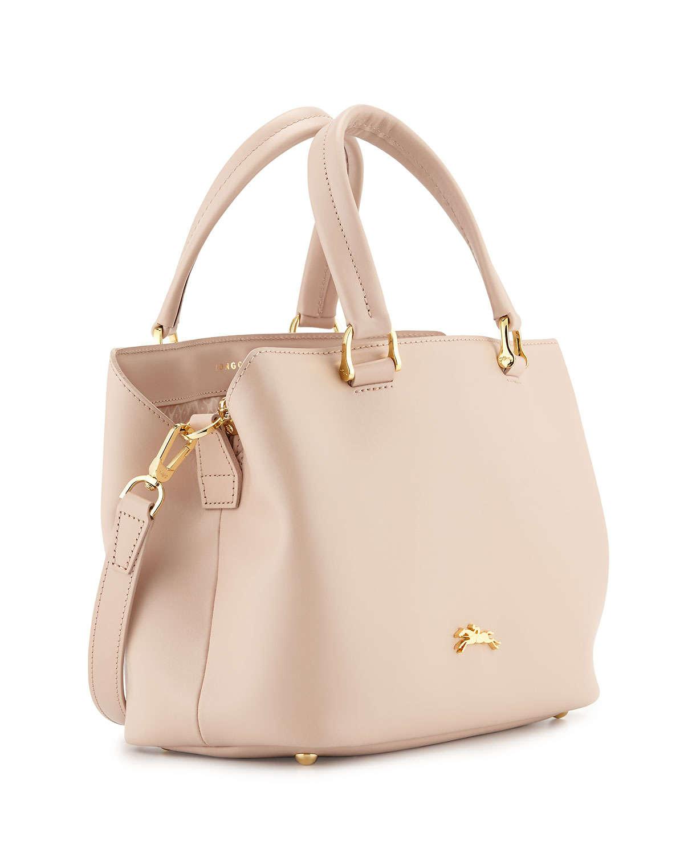 Longchamp Honore 404 Small Tote Bag in Natural   Lyst