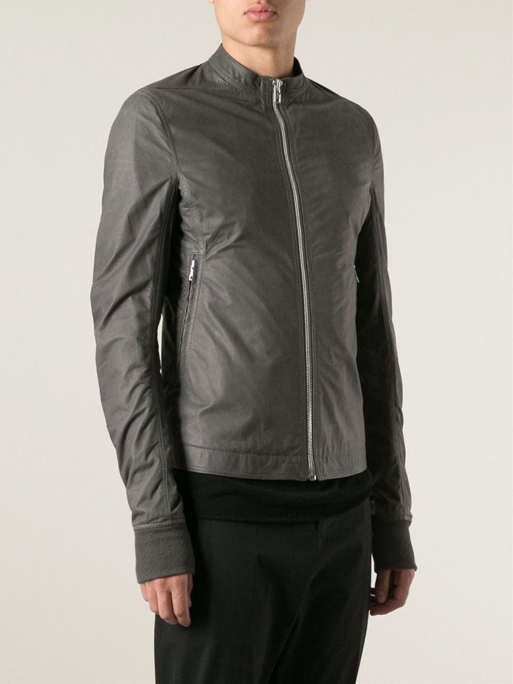 Kangaroo leather jacket